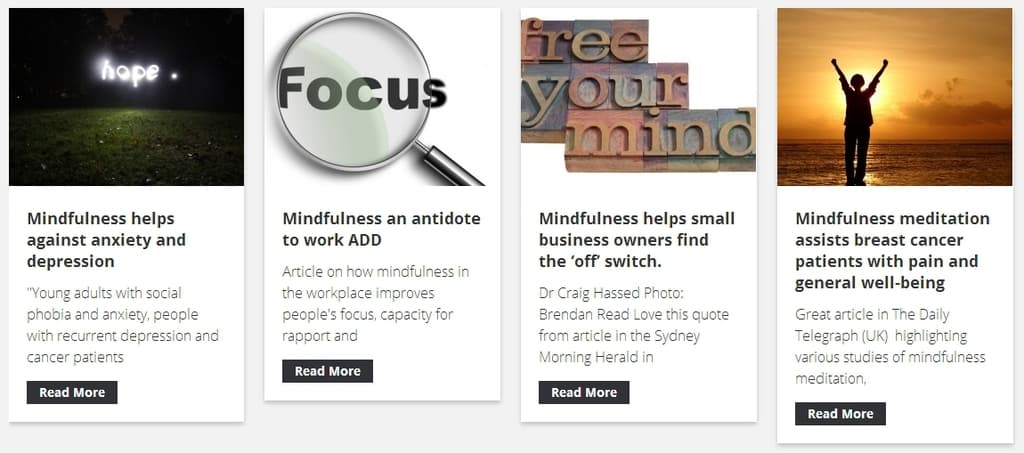 'The Evidence That Mindfulness & Meditation Works — Mindfulness Works' - mindfulnessworks_co_nz__page_id=2133