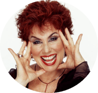 ruby wax circle small
